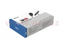 Bluetooth handsfree headset 3S pro skútry pro integrální přilby (dosah 0,2 km) včetně pevn