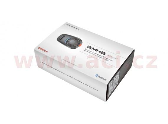 Bluetooth handsfree headset SMH5 (dosah 0,4 km), SENA (sada 2 jednotek)