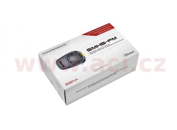 Bluetooth handsfree headset SMH5-FM (dosah 0,7 km), SENA