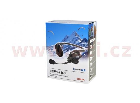 Bluetooth handsfree outdoor headset SPH10 (dosah 0,9 km), SENA