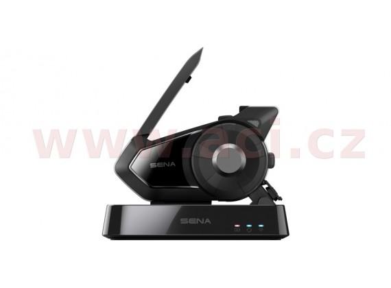 Bluetooth handsfree headset 30K (dosah 2 km) + WiFi dokovací stanice, SENA