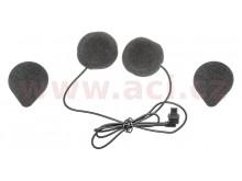 HD sluchátka pro headsety 50S / 30K / 20S, SENA