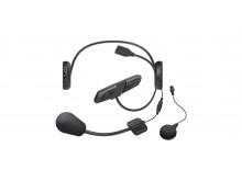 Bluetooth handsfree headset 3S PLUS pro skútry pro integrální přilby (dosah 0,4 km) včetně