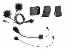 držák na přilbu s příslušenstvím pro headset 10C EVO, SENA