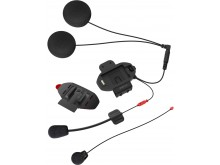 držák na přilbu s příslušenstvím pro headset s HD sluchátkami SF1 / SF2 / SF4, SENA