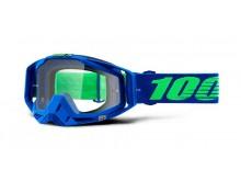 brýle RACECRAFT Dreamflow, 100% (čiré plexi