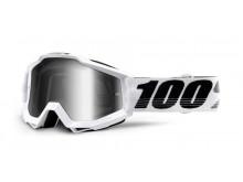 brýle ACCURI Galactica, 100% (stříbrné zrcadlové plexi)