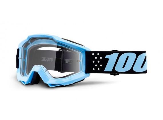 brýle ACCURI Taichi, 100% (čiré plexi)