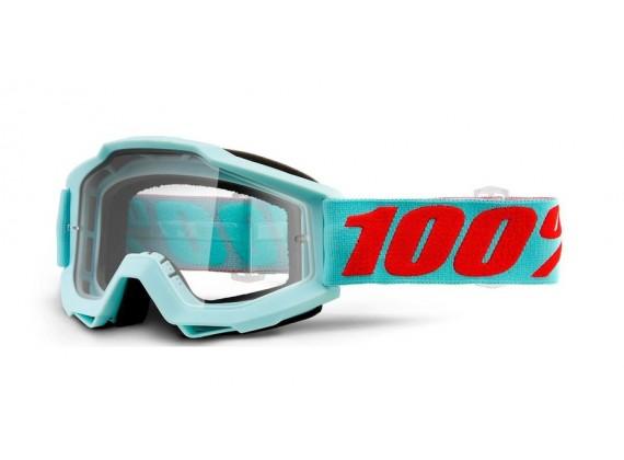 brýle ACCURI Maldives, 100% (čiré plexi)