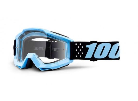 brýle ACCURI Taichi, 100% dětské (čiré plexi)