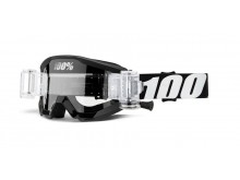 brýle STRATA JR Mud Outlaw, 100% dětské (čiré plexi)