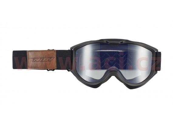 brýle TROOP MASK, NOX (černé, kouřové plexi)