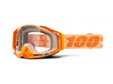 brýle RACECRAFT SAHARA, 100% (čiré plexi)