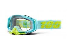 brýle RACECRAFT PINACLES, 100% (čiré plexi)