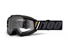 brýle ACCURI OFF, 100% (čiré plexi)