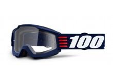 brýle ACCURI ART DECO, 100% (čiré plexi)