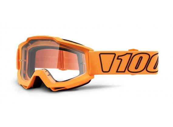 brýle ACCURI LUMINARI, 100% (čiré plexi)