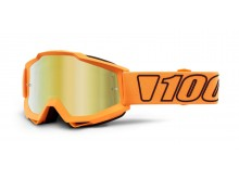 brýle ACCURI LUMINARI, 100% (zlaté zrcadlové plexi)