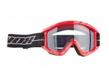 MX brýle N1, NOX (červené)