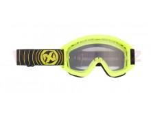 MX brýle N1, NOX (žluté fluo)