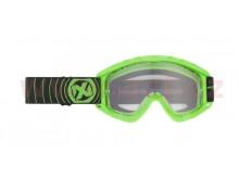 MX brýle N1, NOX (zelené fluo)