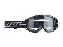 brýle N1, NOX (černé/bílé)