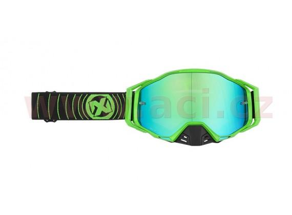 brýle PREDATOR, NOX (zelené)