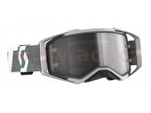 brýle PROSPECT LS, SCOTT (šedá, light sensitive plexi s čepy pro slídy)