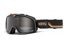 BARSTOW 100% - USA , brýle Team Speed - kouřové plexi