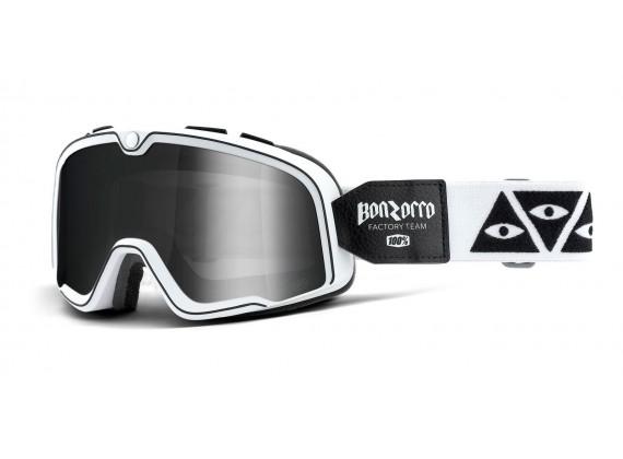 BARSTOW 100% - USA , brýle Bonzorro - zrcadlové stříbrné plexi