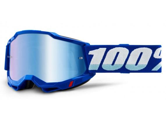 ACCURI 2 100% - USA , brýle modré - zrcadlové modré plexi