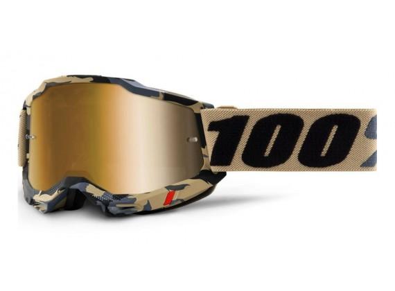 ACCURI 2 100% - USA , brýle Tarmac - True zlaté plexi