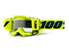 ACCURI 2 100% - USA , FORECAST brýle žluté - čiré plexi
