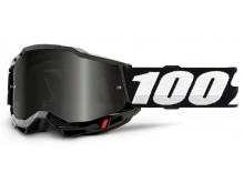 ACCURI 2 100% - USA , Sand brýle černé - kouřové plexi