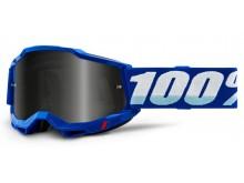 ACCURI 2 100% - USA , Sand brýle modré - kouřové plexi
