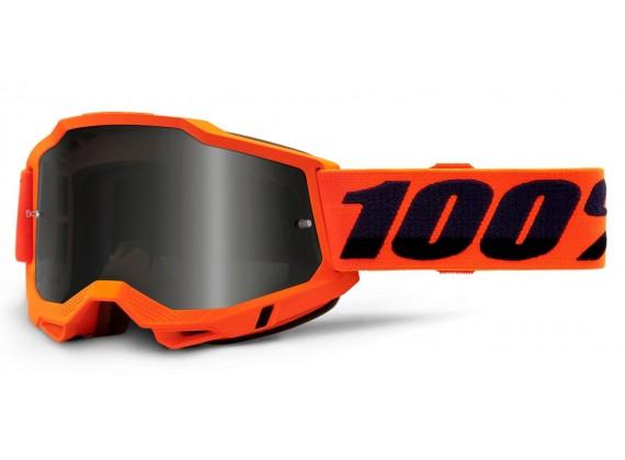 ACCURI 2 100% - USA , Sand brýle Orange - kouřové plexi