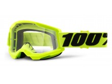 STRATA 2 100% - USA , brýle žluté - čiré plexi