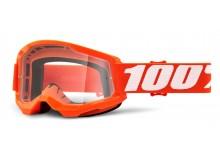 STRATA 2 100% - USA , brýle Orange - čiré plexi