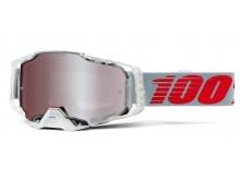 ARMEGA 100% - USA , brýle X-Ray - HiPER stříbrné plexi