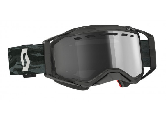 brýle PROSPECT ENDURO Light Sensitive, SCOTT (šedá/ šedé plexi)