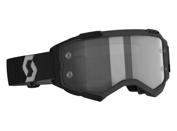 brýle FURY Light Sensitive, SCOTT - USA (černá/šedé plexi)