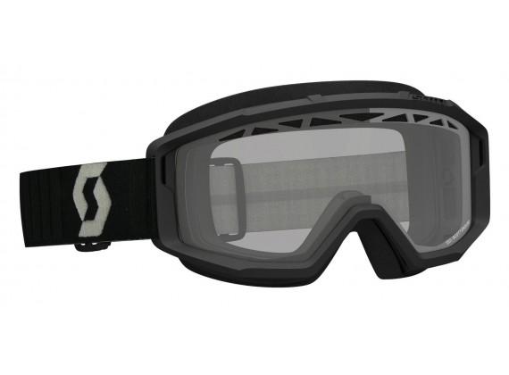 brýle PRIMAL ENDURO, SCOTT - USA (černá/šedá/ čiré plexi)