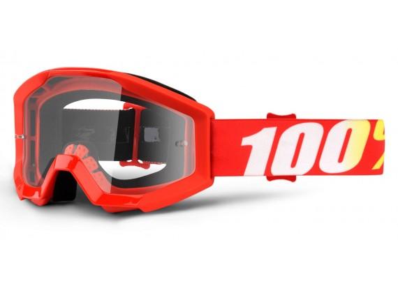 brýle Strata Furnace, 100% dětské (čiré plexi s čepy pro slídy)