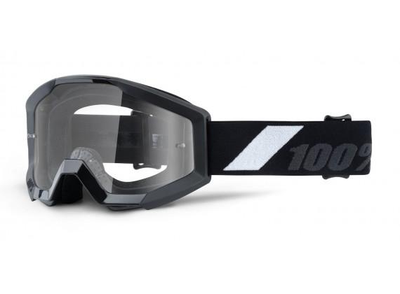 brýle Strata Goliath, 100% dětské (čiré plexi s čepy pro slídy)