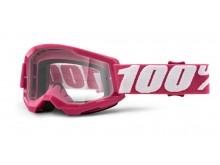STRATA 2 100% - USA , dětské brýle Fletcher - čiré plexi
