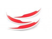 náhradní stěrky pro systém ACCURI FORECAST ROLL-OFF 3 ks, 100%