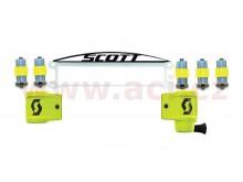 Roll Off WFS systém pro brýle HUSTLE, SCOTT (žlutý)