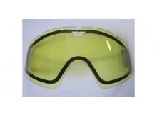 sklo FLY Zone double - FLY RACING (žlutá)