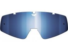sklo FLY Zone FLY RACING (chromově modrá)