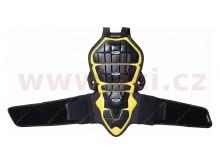 páteřový chránič BACK WARRIOR 160/170, SPIDI (černý/žlutý)
